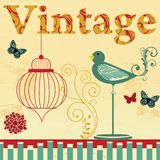 Vintage Treasures royalty free illustration