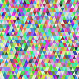 Vintage triangle background. Colorful triangle backgraound textured patern vector illustration