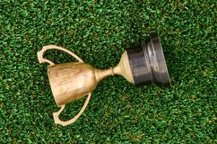 Vintage Trophy Royalty Free Stock Photo