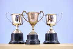 Vintage Trophy Stock Photography