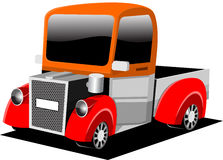 Vintage truck Royalty Free Stock Image