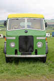Vintage truck. Parked in a field Stock Photos