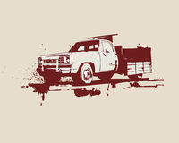 Vintage  truck Stock Photos