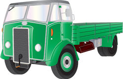 Vintage Truck Royalty Free Stock Photography