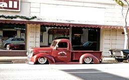 Vintage Truck Stock Image