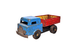 Vintage truck toy Royalty Free Stock Photo