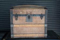 Vintage Trunk Stock Image
