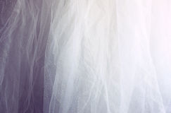 Vintage tulle chiffon texture background. wedding concept.  Royalty Free Stock Images