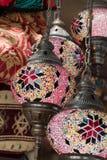 Vintage Turkish Lamp Stock Images