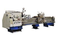 A vintage turning machine Stock Photo