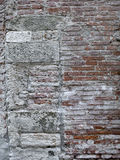 Vintage tuscan wall Royalty Free Stock Image