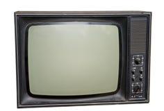 Vintage TV Stock Photography