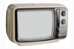 Vintage TV Royalty Free Stock Image