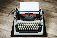 Vintage type writer Stock Photos