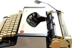 Vintage Type writer Royalty Free Stock Images