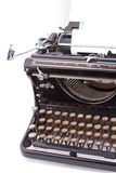 Vintage typewriter Stock Photos