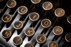 Vintage typewriter Royalty Free Stock Photo