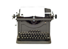 Vintage Typewriter Royalty Free Stock Image