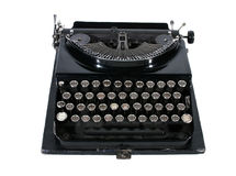 Vintage typewriter Stock Photos