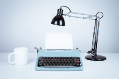 Vintage typewriter Royalty Free Stock Photos