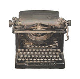 Vintage Typewriter Stock Photography