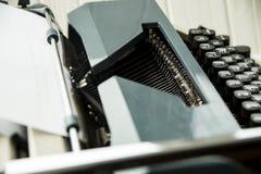 Vintage typewriter for a journalist, copywriter, writer or poet Stock Image