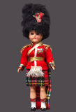 Vintage UK Figurine Stock Images
