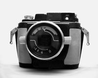 Vintage Underwater Camera Royalty Free Stock Photos