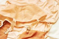 Vintage underwear Royalty Free Stock Images