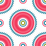 Vintage universal different seamless eastern patterns (tiling). Royalty Free Stock Photo