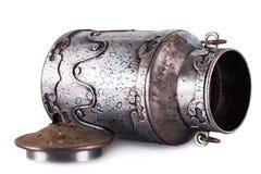 Vintage urn Stock Image