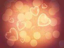 Vintage valentine background Royalty Free Stock Photo