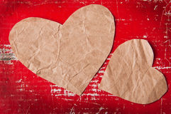 Vintage valentines Royalty Free Stock Images