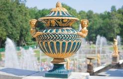 Vintage vase Stock Photo