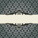 Vintage vector background Royalty Free Stock Image