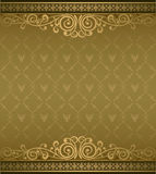 Vintage vector background Stock Images