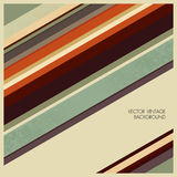 Vintage vector background Royalty Free Stock Images