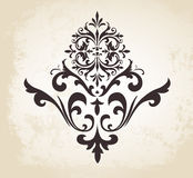 Vintage Vector Decorative Ornament Stock Photography