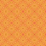Vintage vector flower pattern background design Stock Images