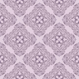 Vintage vector flower pattern background design Royalty Free Stock Photography