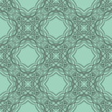 Vintage vector flower pattern background Royalty Free Stock Photo