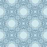Vintage vector flower pattern background Stock Photo