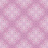 Vintage vector flower pattern design Stock Images