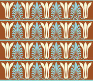 Vintage Vector ornament pattern Indian style Royalty Free Stock Photo