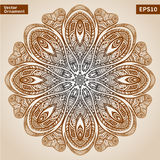 Vintage vector pattern Royalty Free Stock Photo