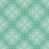 Vintage vector seamless flower pattern Stock Photo