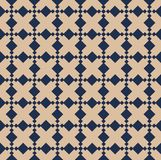 A vintage vector simple pattern Stock Image