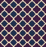 A vintage vector simple pattern Royalty Free Stock Images