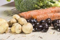 Vintage vegetable Royalty Free Stock Photos