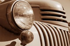 Vintage Vehicle Royalty Free Stock Image